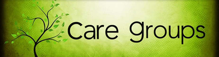 Care Groups banner