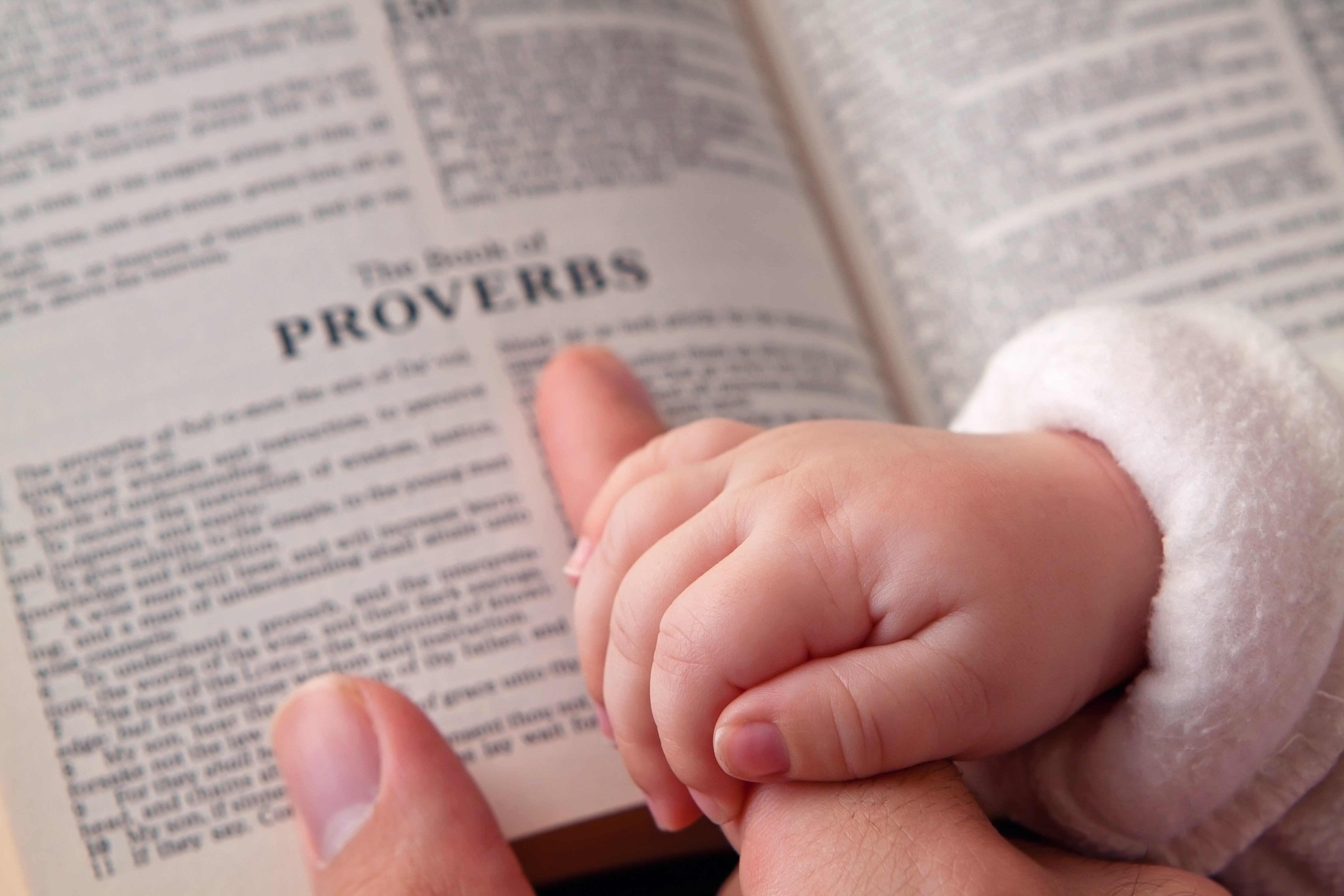 14451_18811_Holding Dad's Finger on Bible