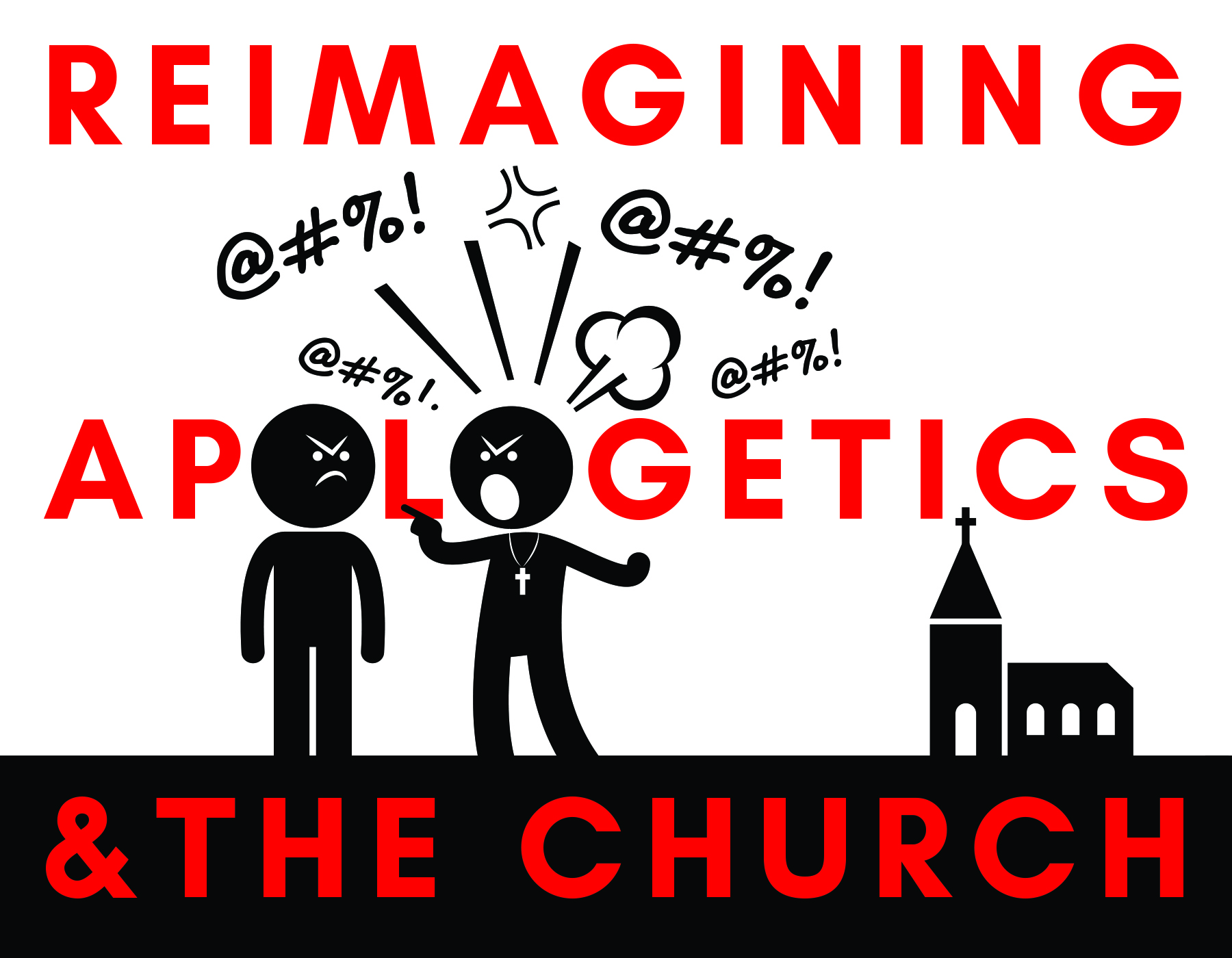 Reimagining Apologetics and the Church banner