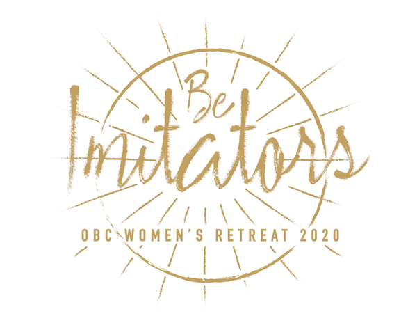 Be Imitators: Women's Retreat 2020 banner