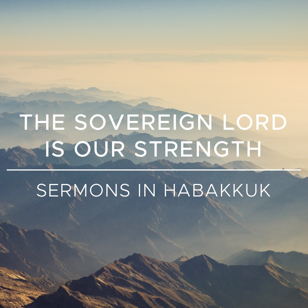 The Sovereign Lord is Our Strength (Part 2) banner image