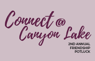 Connect at Canyon Lake Featured Image Event - Website
