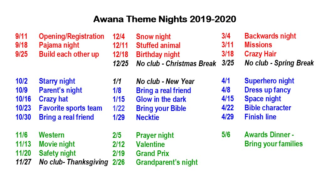 AWANA_schedule_Orchard_2019-20