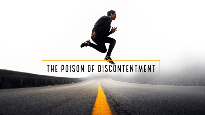 Joe Torres - The Poison of Discontentment - 10-22-18
