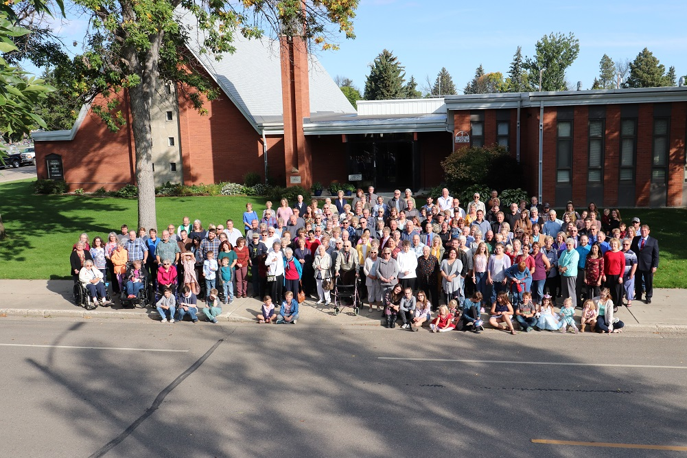 80th Anniversary Congregation Photo