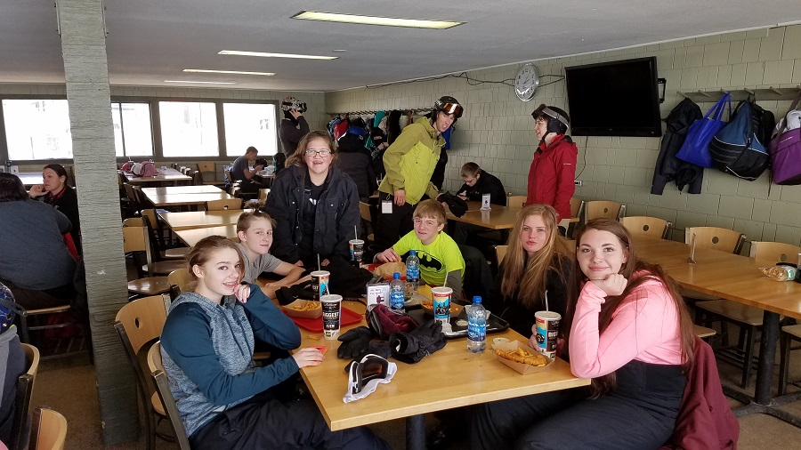 Youth Ski Table 2017