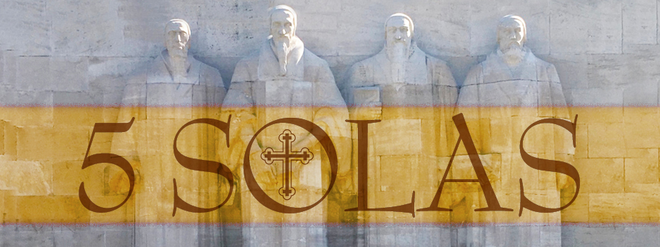 Sola Gratia: Our Only Cause banner