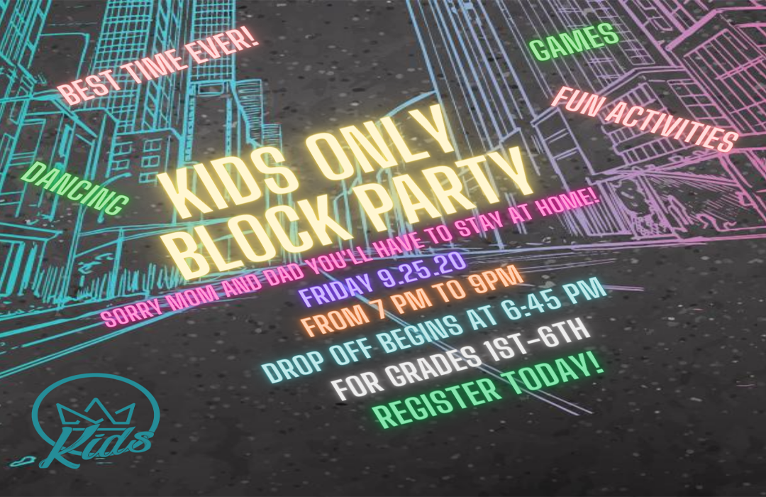 Kids Block Party Featured Sz image