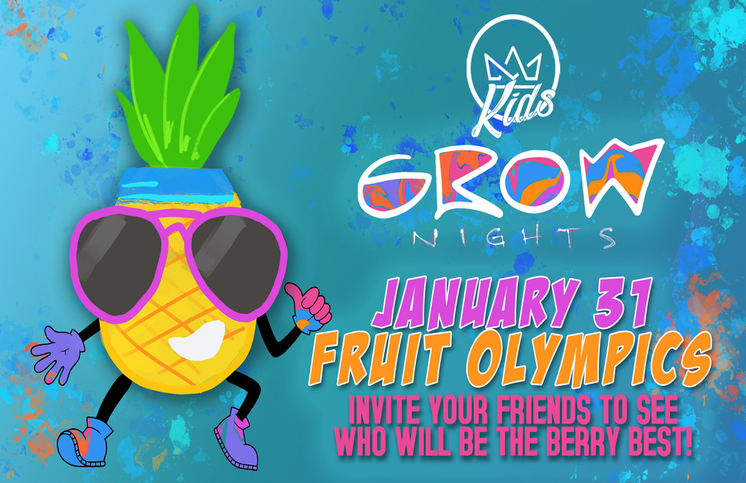 Paseo Kids GROW nights - FRUIT image