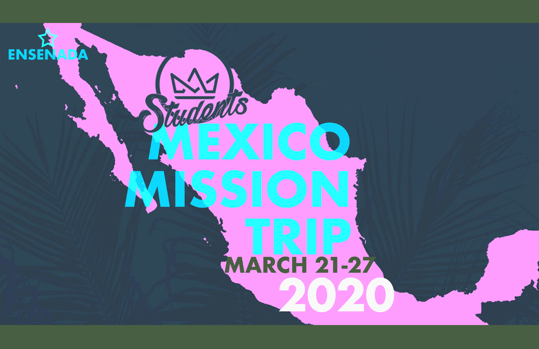 Paseo Student Mission Trip 2020 web