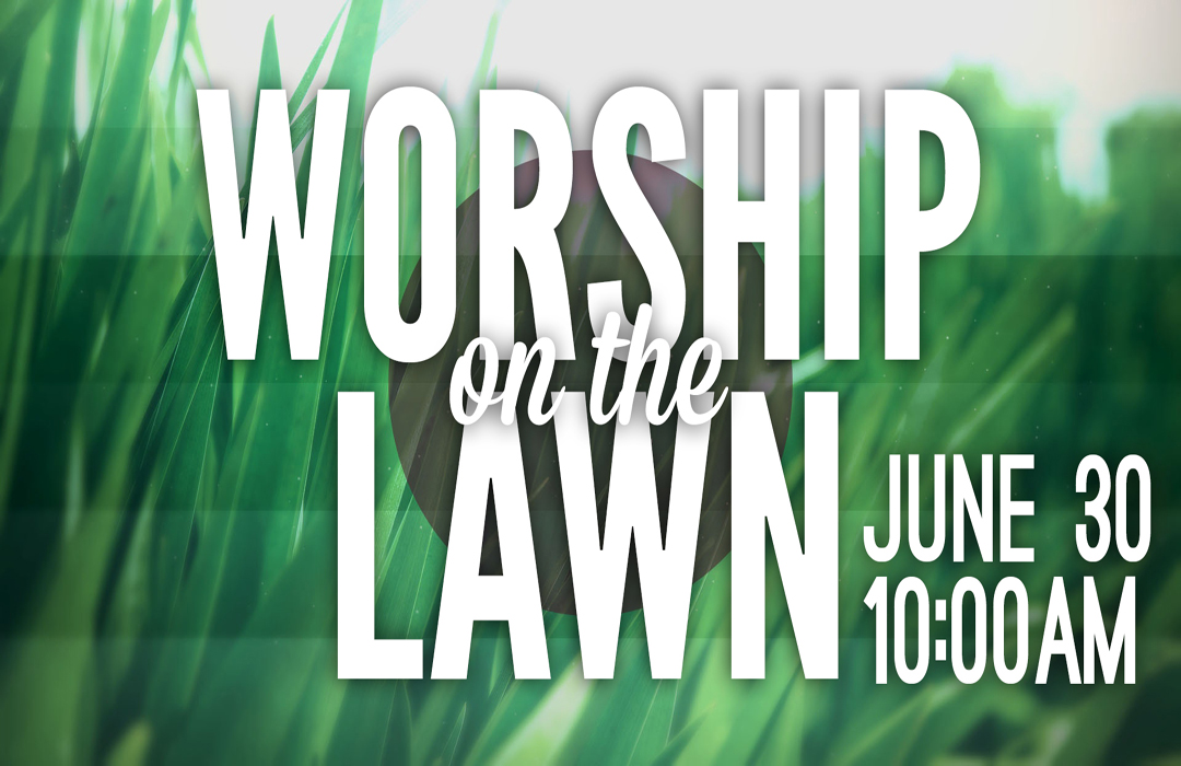 Worship-Church on the Lawn 2019 image