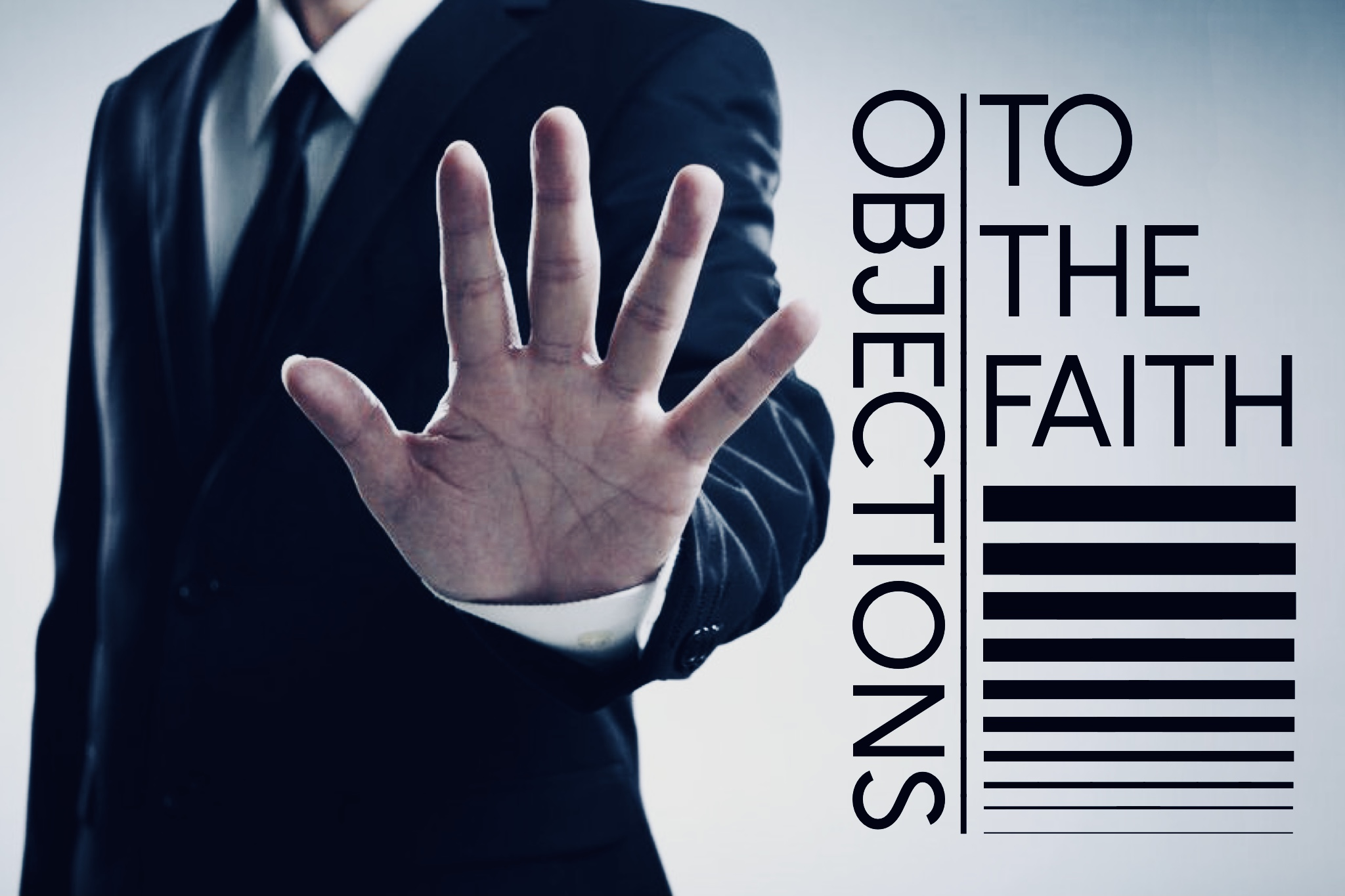 Objections banner