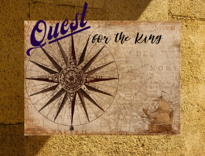 Copy of Quest for the King Logo (2)