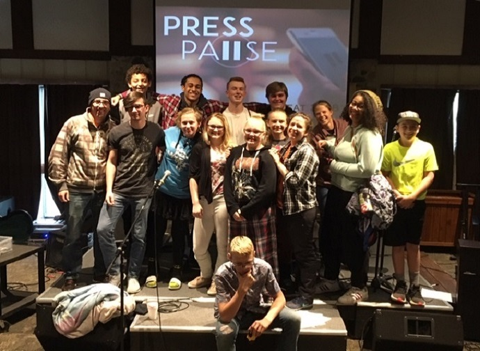 student ministry pic