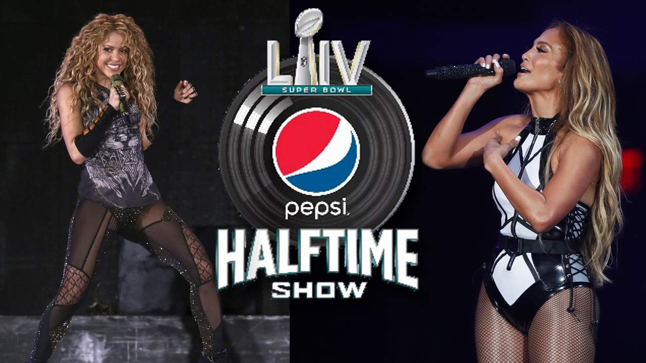superbowl halftime