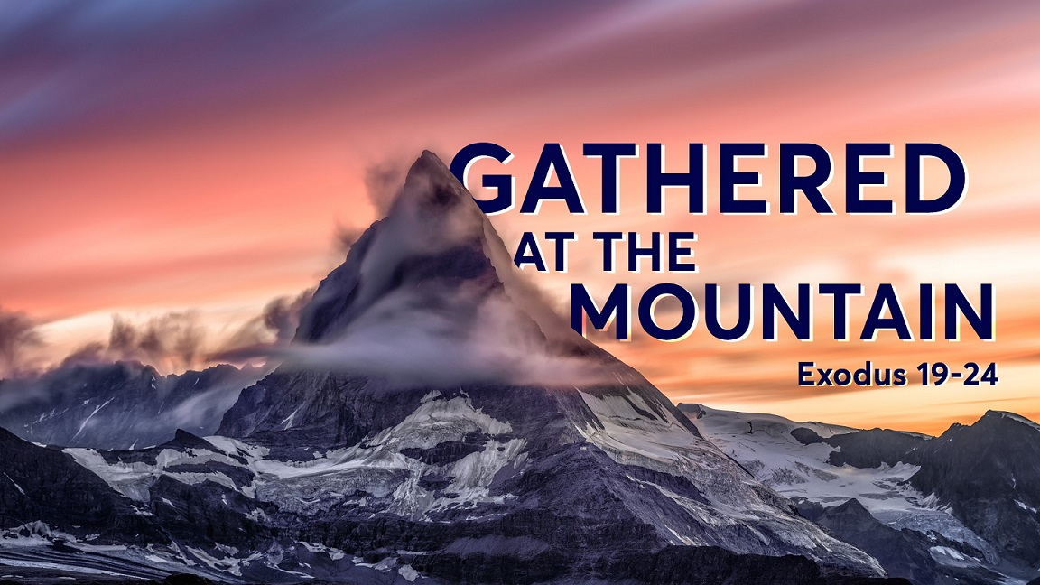 Gathered at the Mountain image