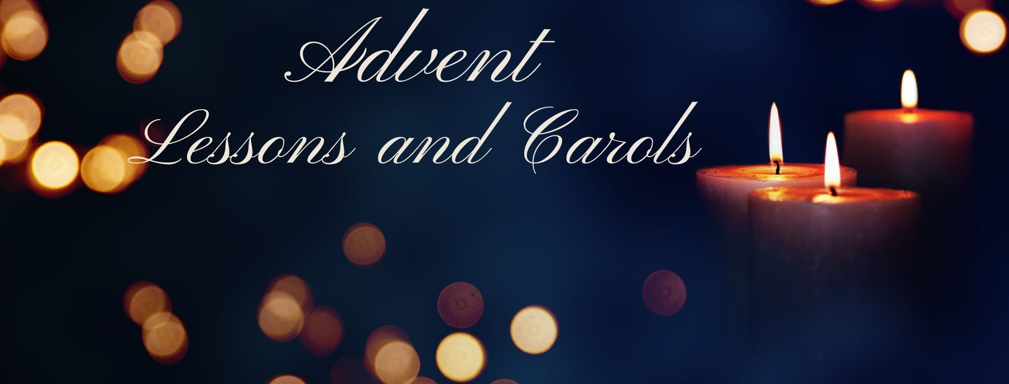 Advent Lessons and Carols image