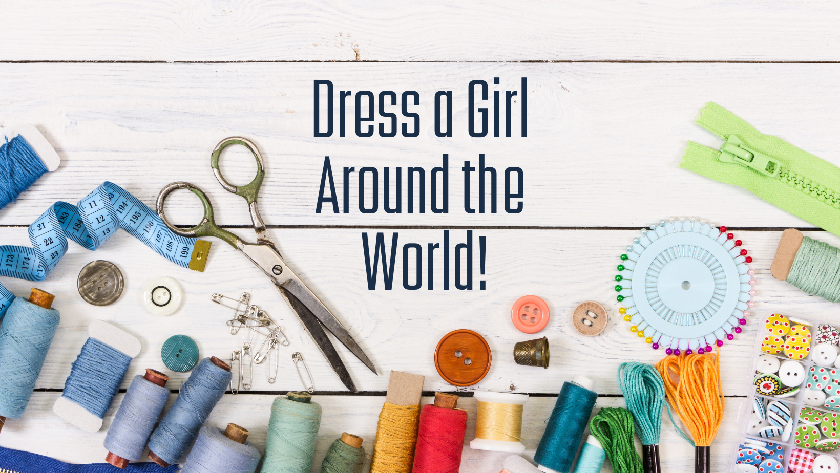 Copy of Dress a Girl Around the World