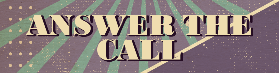 Answer The Call 40 Day Devotions 2018 banner
