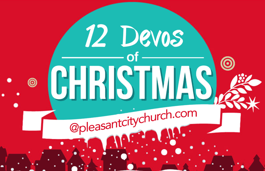 12 Devos of Christmas News Graphic
