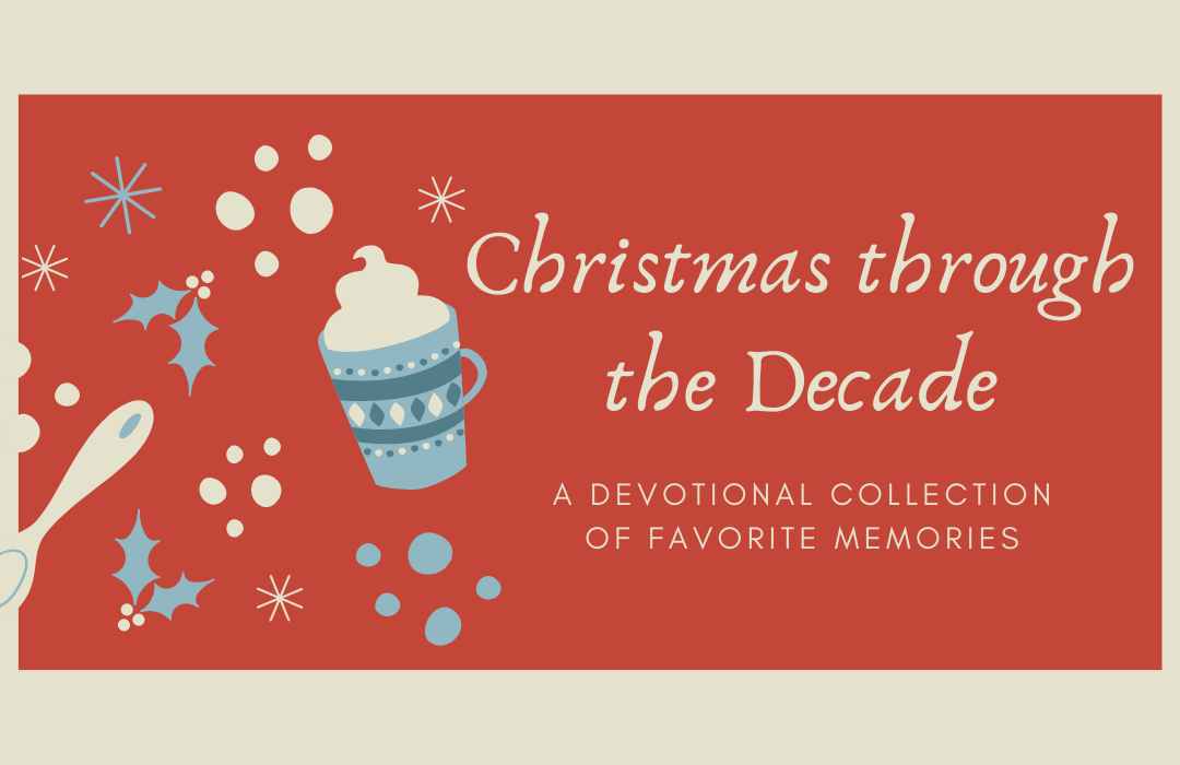 Christmas through the Decade- News Graphic