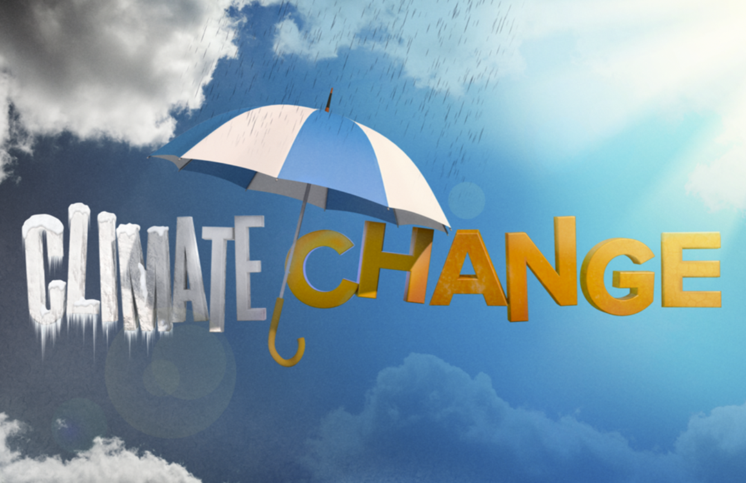 Climate Change Message Graphic