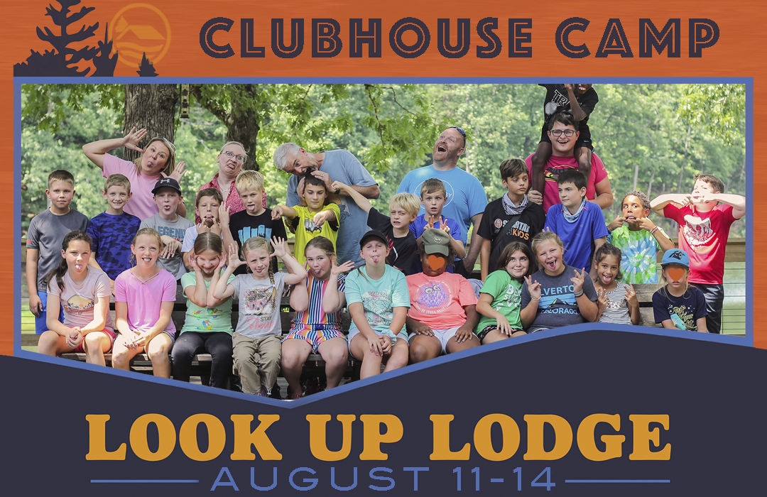 Clubhouse Camp 2020 Event Graphic image