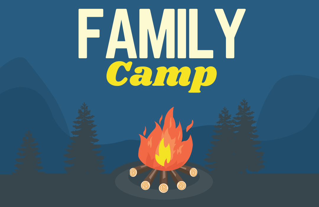 Family Camp 2021 Event Graphic image