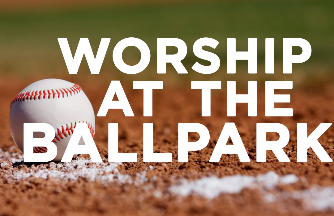 Gather at the Ballpark Event Graphic image