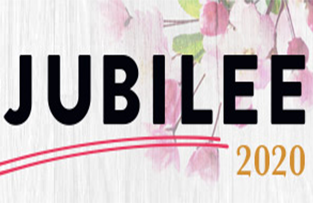 Jubilee 2020 Event Graphic