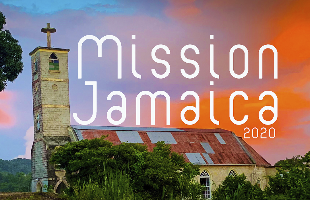 Mission Jamaica Event Graphic image