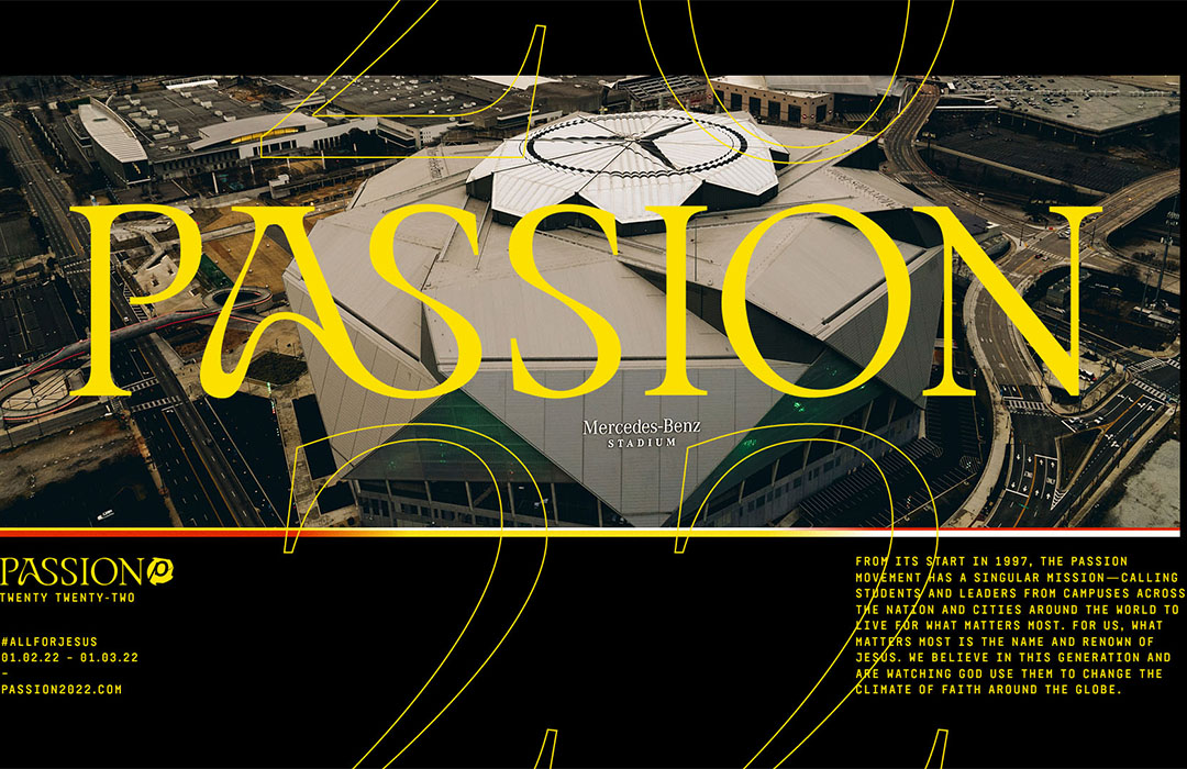 Webpage archive passion 2022 image