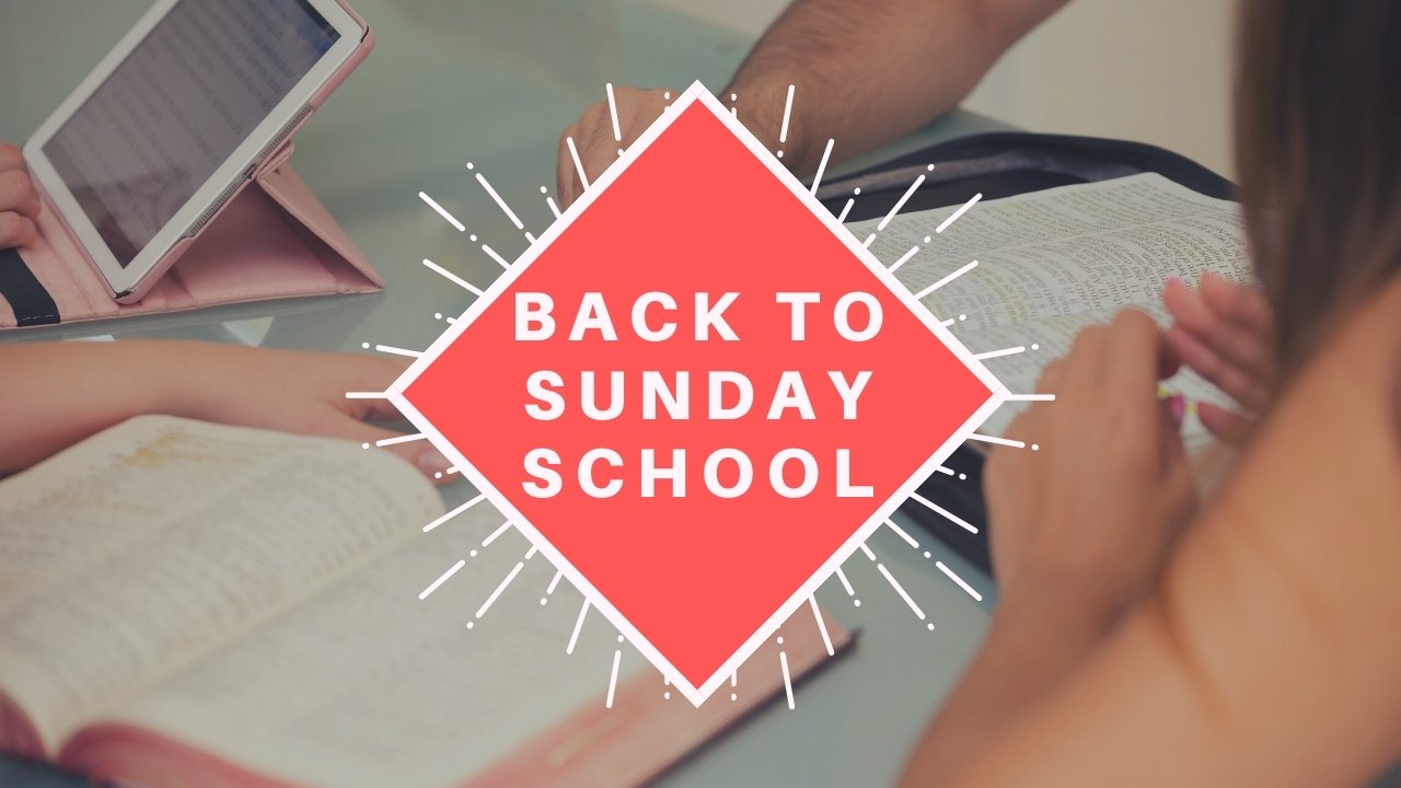 Sunday School Classes have Resumed Meeting