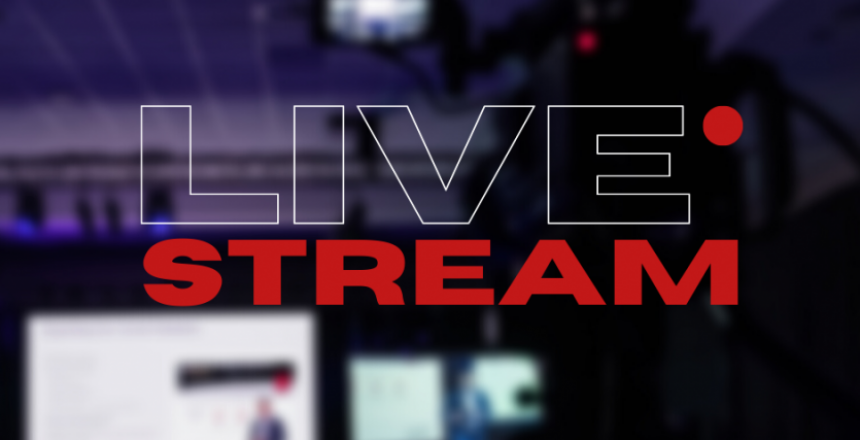 Click Here for Live Stream Options