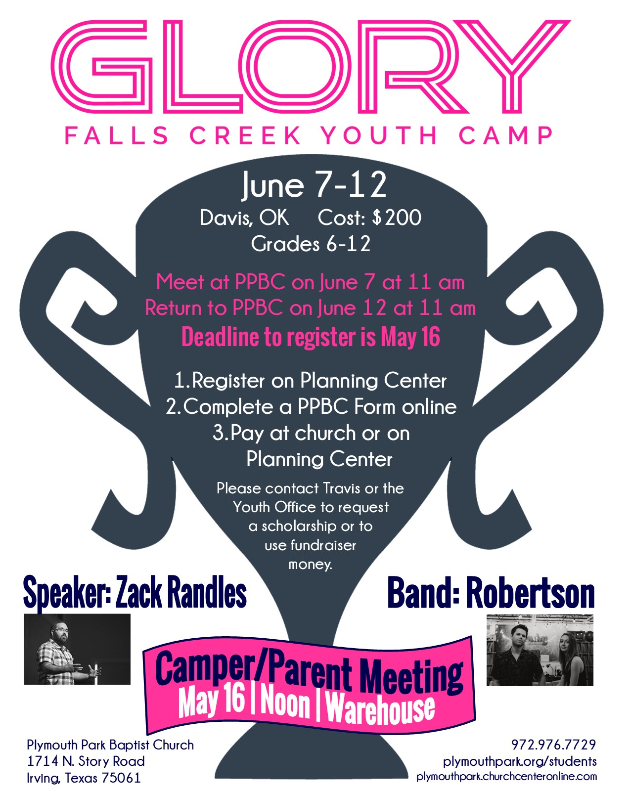 Youth Camp 2021