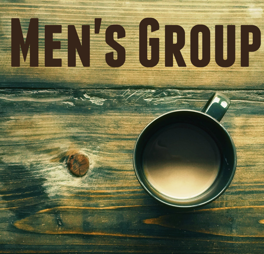 Coffee Table Wood - Men's Group