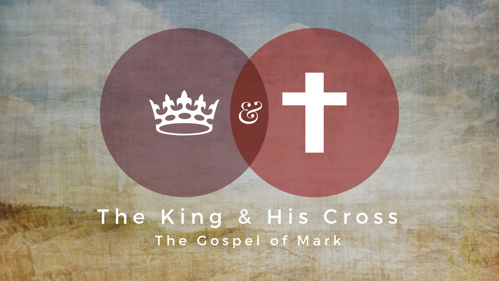 The King and His Cross