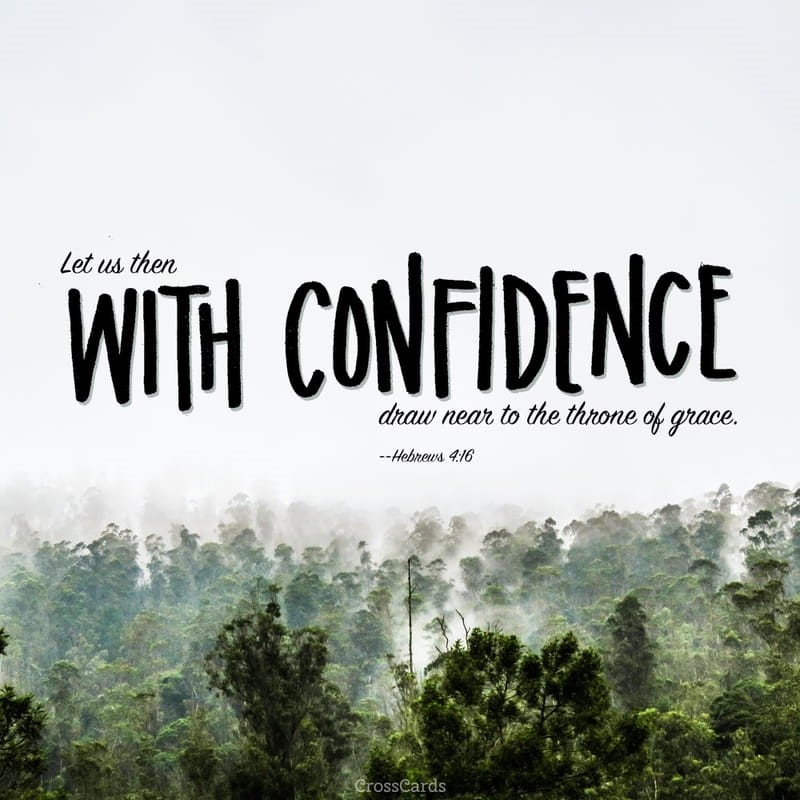 With Confidence: Trusting God in Winter