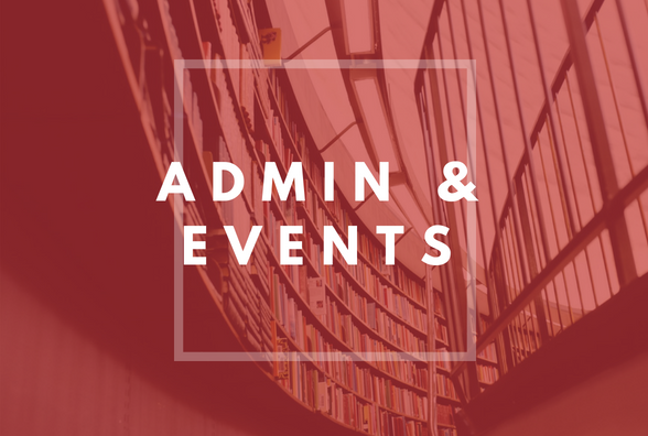 Admin and Events