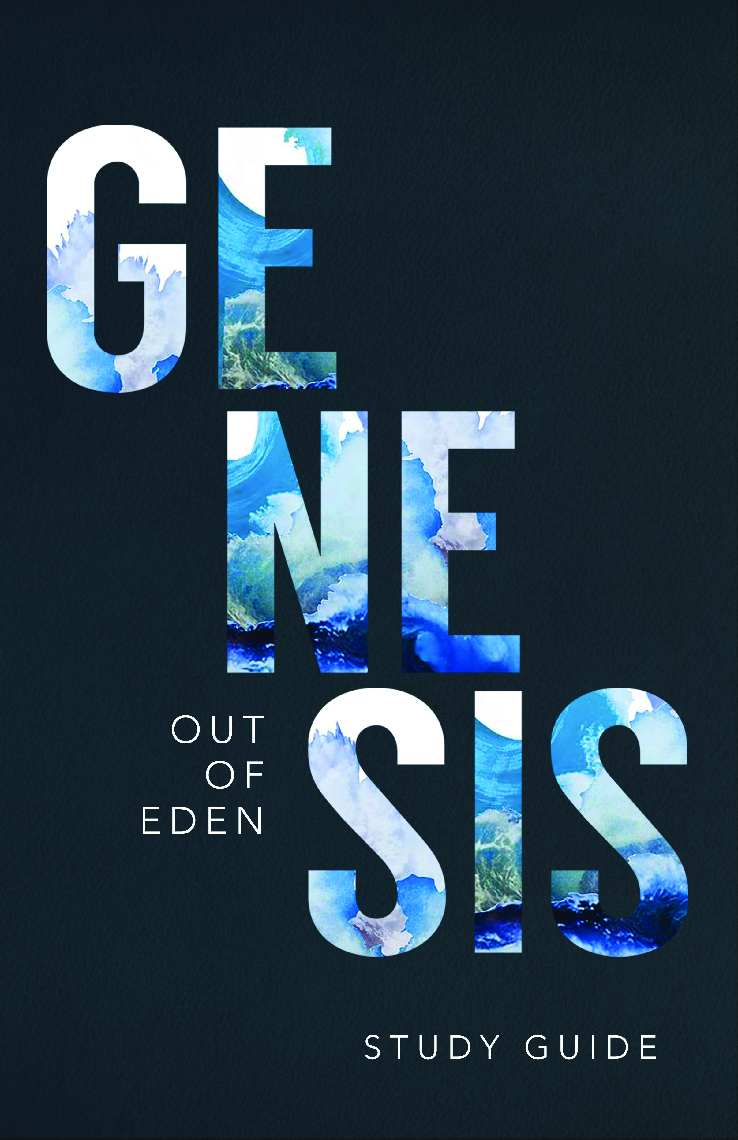 Genesis Out of Eden book cover