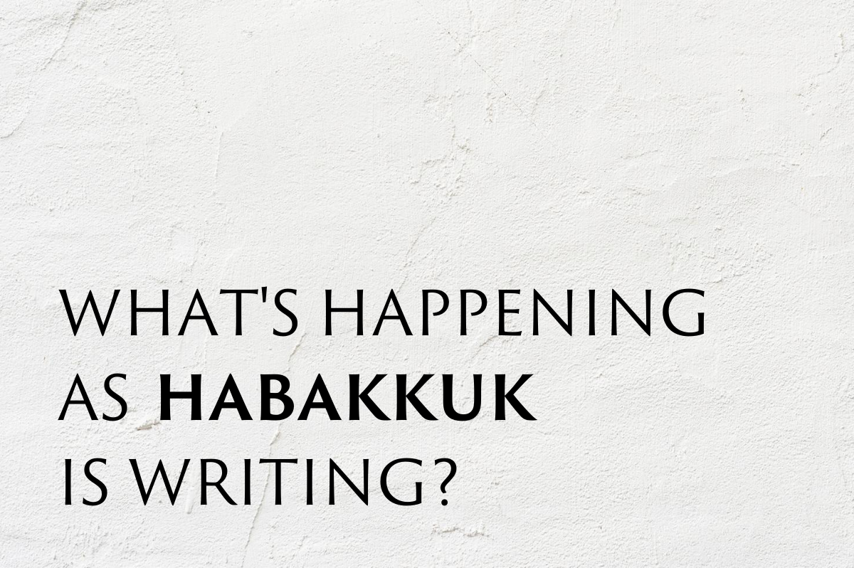 Habakkuk Context Blog Featured Image
