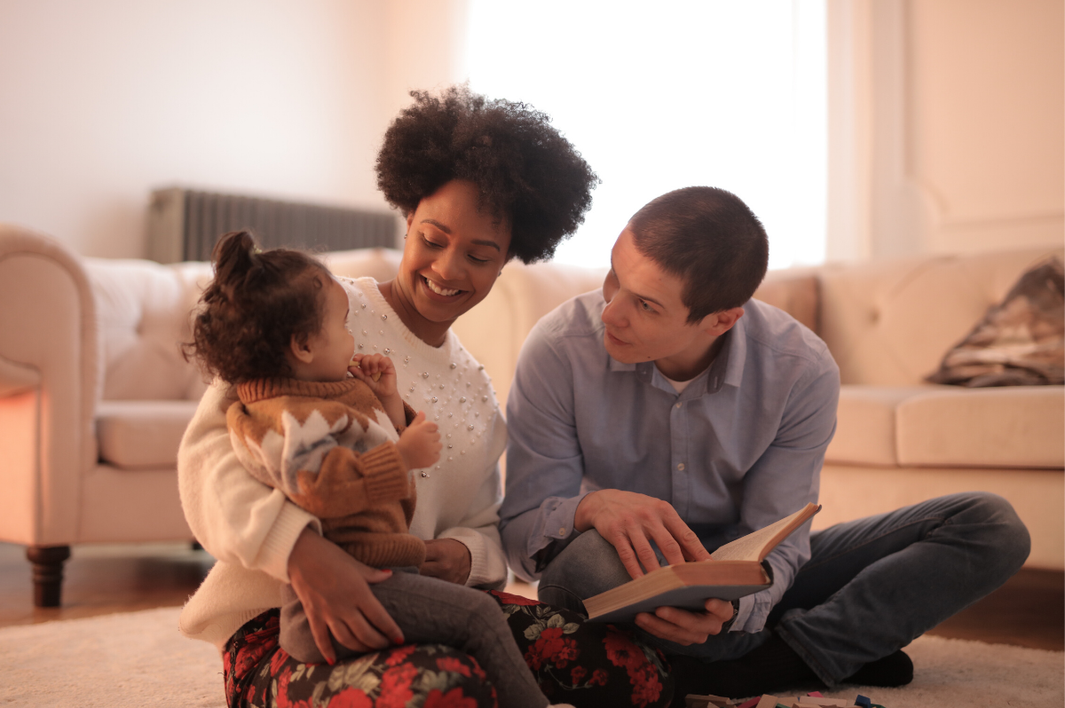 Practical Ideas for family discipleship image