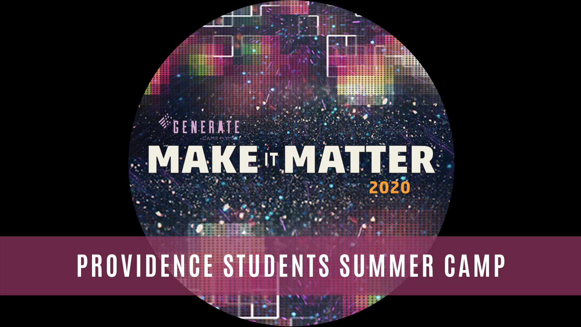 Providence Students Summer Camp 2020 image