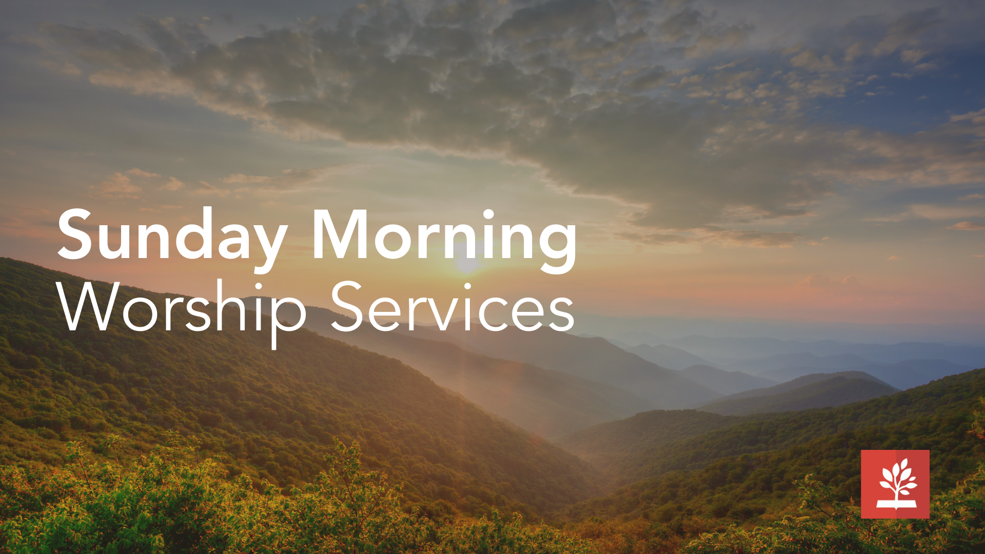 Sunday Morning Worship Services image