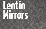 Lent in Mirrors banner