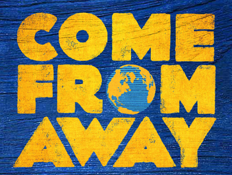 Come from Away virtual page pic