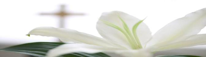 Early Easter Outside Worship Experience banner