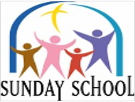 Sunday School button