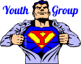 Youth Group Button