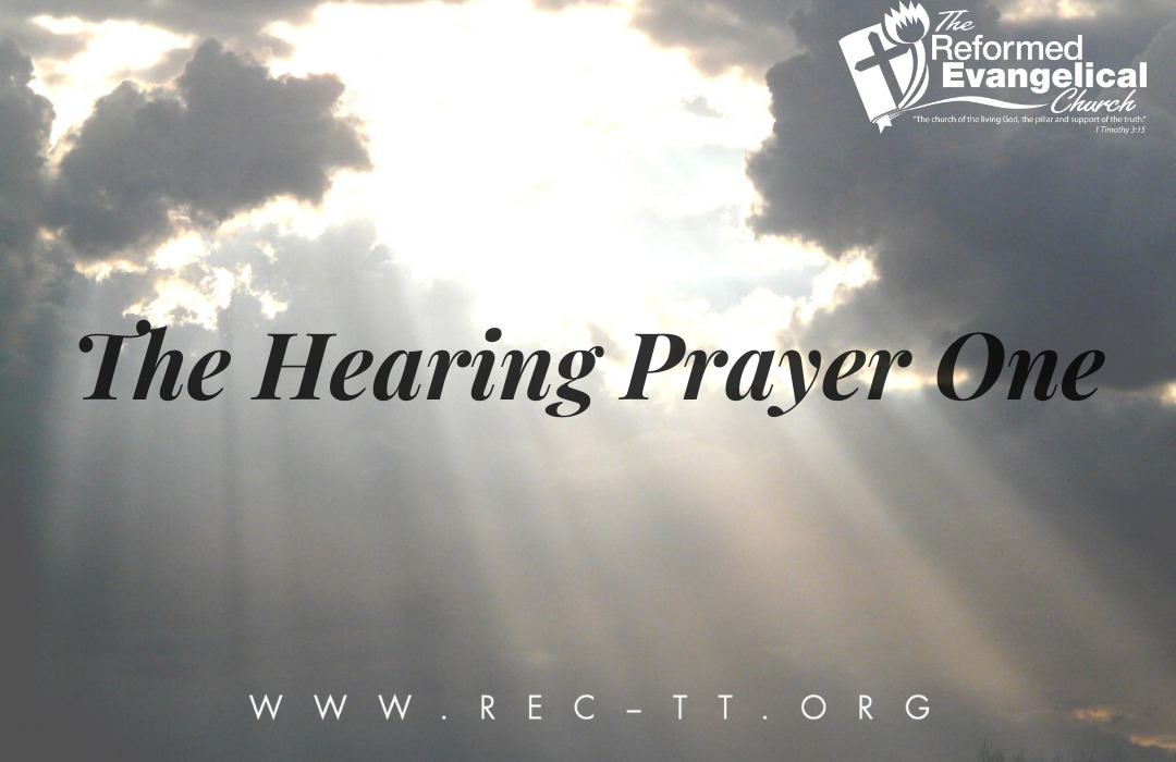 hearing prayer one